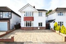 Detached house for sale in Robin Hood Lane, London...