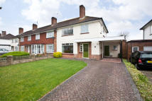 semi detached property for sale in Keswick Avenue, London...