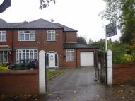 4 bed semi detached house in Edge Lane, Stretford...