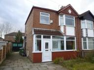 semi detached home in Castleton Avenue...