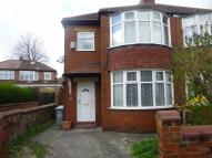 Lomond Avenue semi detached house to rent