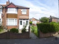 Cromford Avenue semi detached property for sale