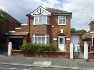 Detached home in Manor Road, Manchester