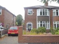 3 bed semi detached property in Lime Road, Stretford...