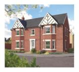 4 bed new property in Great Denham...