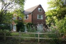 semi detached home in Rushden Road, Souldrop...