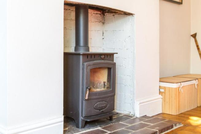 Burner / Fireplace