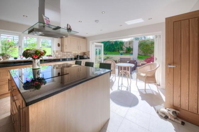 Kitchen Bi-Folds