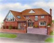 5 bed new house in Grange Farm...