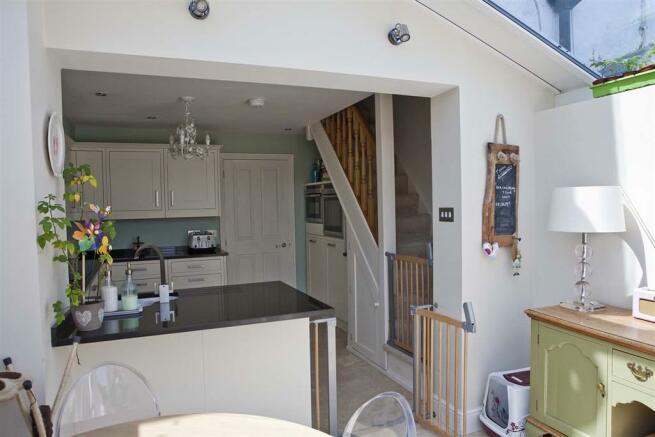 Conservatory-Kitchen