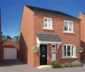 3 bed new property for sale in St James Mews, Dudley