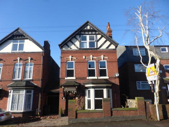 5 bedroom detached house for sale in grange road dudley dy1