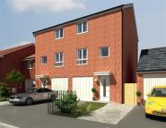 new development in Constantine Way, Bilston