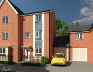 new development for sale in Constantine Way, Bilston