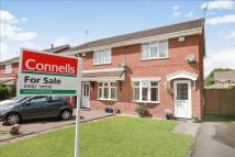2 bedroom semi detached home in Penderell Close...