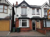 3 bedroom semi detached property for sale in Rooth Street, Wednesbury