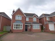 4 bedroom Detached home in Hodgkiss Close...