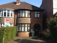 semi detached house in Barclay Road, Smethwick