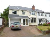 4 bedroom semi detached property in Balden Road, Harborne...