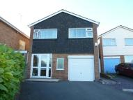 Detached house for sale in Knutswood Close...