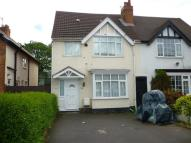 semi detached home in Mossfield Road...