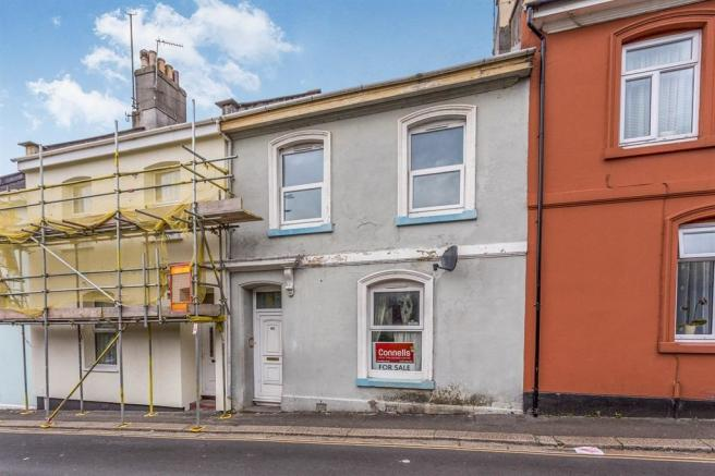 3 bedroom terraced house for sale in clarence place 3 bedroom houses for sale in plymouth
