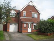 3 bedroom Detached property in Hobhouse Close...