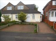 3 bed Semi-Detached Bungalow in Beechdale Avenue...