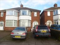 semi detached property for sale in Aldridge Road...