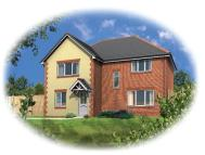 4 bedroom new house in Londinium Way, Rockbeare...