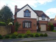 Detached house in Penny Close, Exminster...