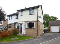 2 bedroom semi detached home in Bavant Close...