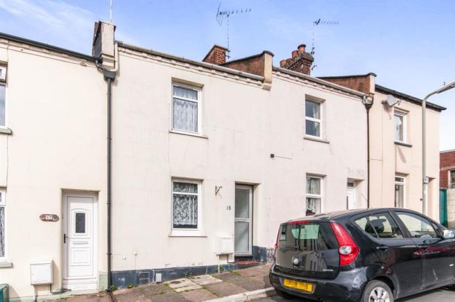 2 bedroom terraced house for sale in st loyes terrace for Terrace exeter