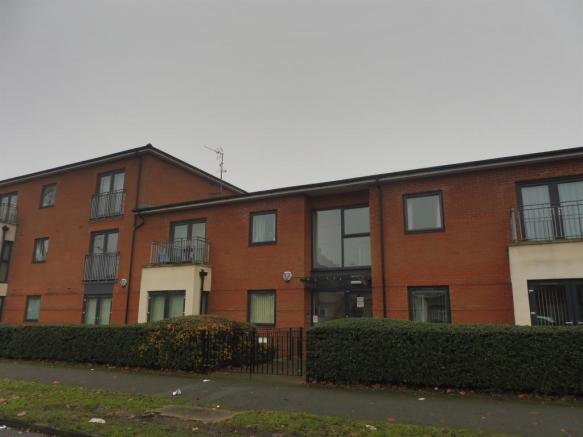 2 Bedroom Apartment For Sale In Dallas Road Birmingham B23
