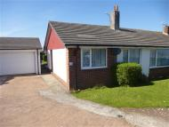 Semi-Detached Bungalow for sale in Locks Close, Torquay