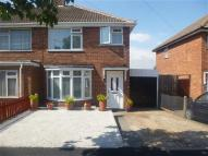 2 bed semi detached home for sale in Ledwell Drive, Glenfield...