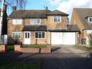 Detached property for sale in Morland Avenue, Leicester