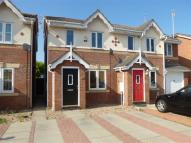 2 bed semi detached house in Tilbury Crescent...