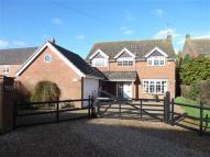 Detached property for sale in Burrough End...