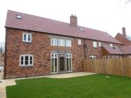 4 bed new property for sale in Melton Road, Ab Kettleby...