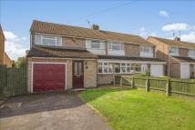 semi detached home in Ferneley Crescent...