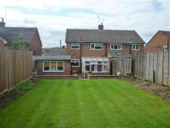 3 bedroom semi detached property for sale in Grange Close, Great Glen...