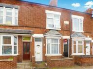 Terraced house in Fairfield Street...