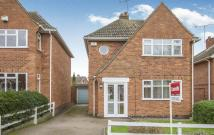 3 bedroom Detached property for sale in Chiltern Avenue, Cosby...