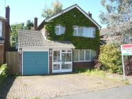 3 bed Detached house in Underwood Crescent...