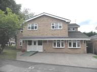 Detached house in Manor Way, Burbage...