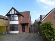 3 bedroom Detached house for sale in Sapcote Road, Burbage...