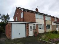 Underwood Drive semi detached house for sale