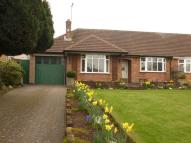 3 bedroom Semi-Detached Bungalow for sale in Wolvey Road, Burbage...