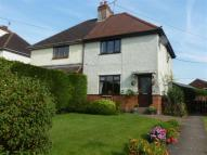 semi detached house in Leicester Road, Wolvey...